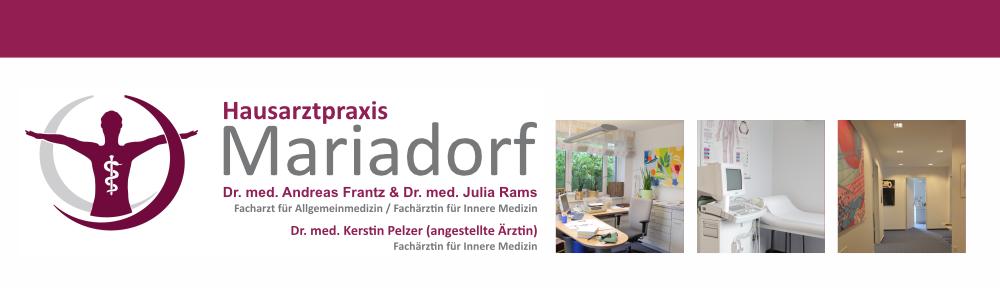 Hausarztpraxis Mariadorf – Dr. med. A. Frantz & Dr. med J. Rams